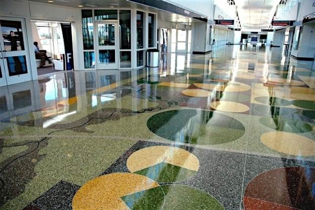 Master Terrazzo Projects Dallas Ft Worth Airport