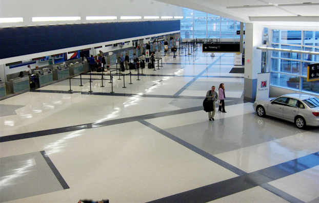 Master Terrazzo Projects Harrisburg Airport
